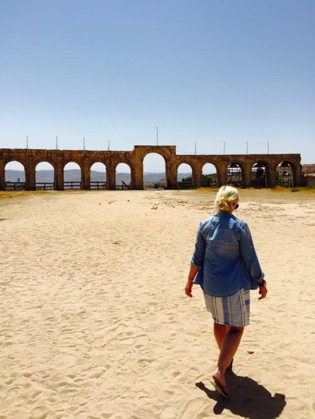 Me in Petra Jordan